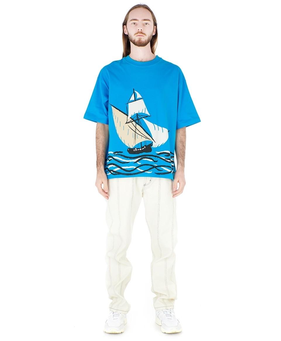 Tee shirt oversized