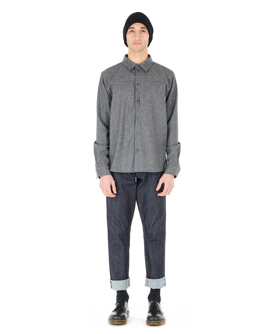Sur-chemise flanelle