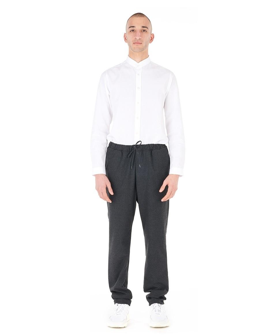 Pantalon flanelle