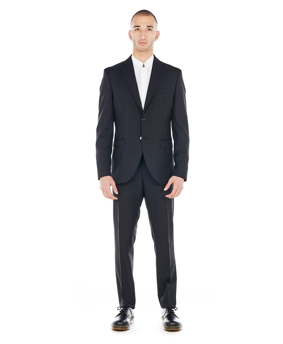 Veste costume noire
